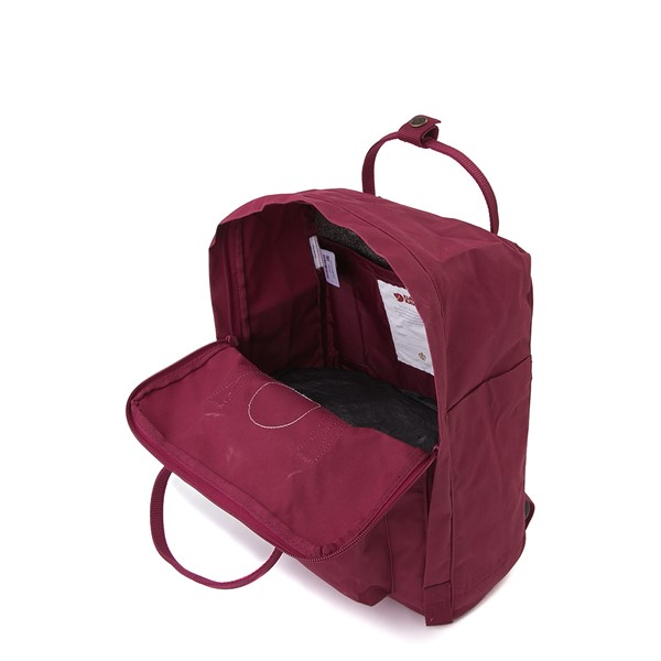 alternate view Fjallraven Kanken Backpack - PlumALT3