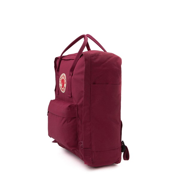 alternate view Fjallraven Kanken Backpack - PlumALT4