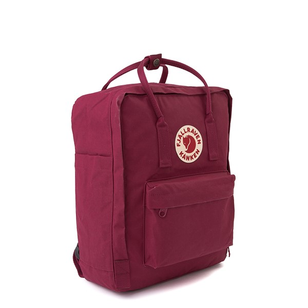 alternate view Fjallraven Kanken Backpack - PlumALT4B