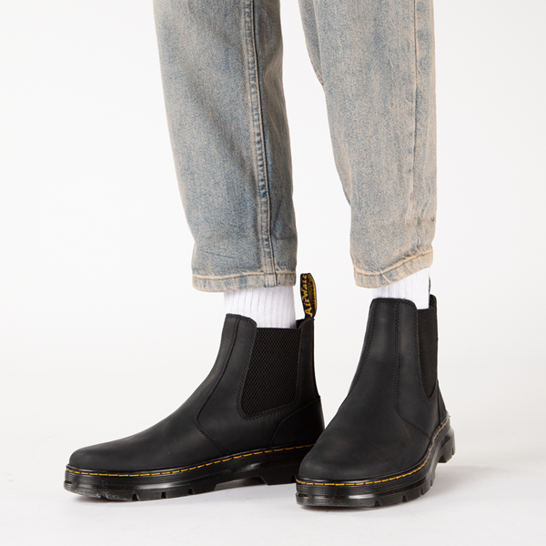 alternate view Dr. Martens 2976 Chelsea Boot - BlackB-LIFESTYLE1