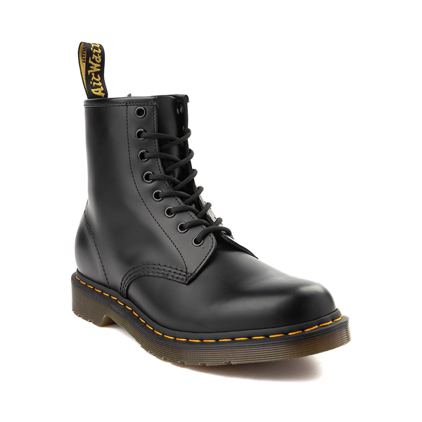 alternate view Dr. Martens 1460 8-Eye Smooth Boot - BlackALT5