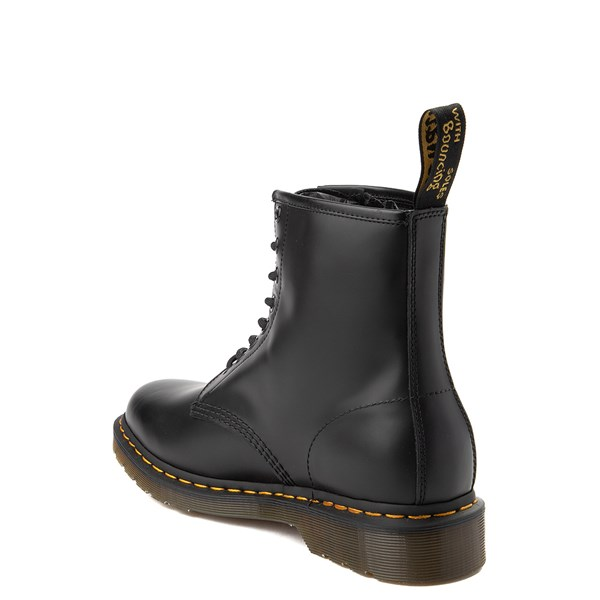 alternate view Dr. Martens 1460 8-Eye Smooth Boot - BlackALT2