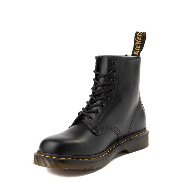 alternate view Dr. Martens 1460 8-Eye Smooth Boot - BlackALT3