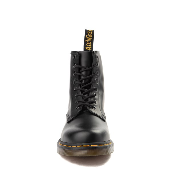 alternate view Dr. Martens 1460 8-Eye Smooth Boot - BlackALT4