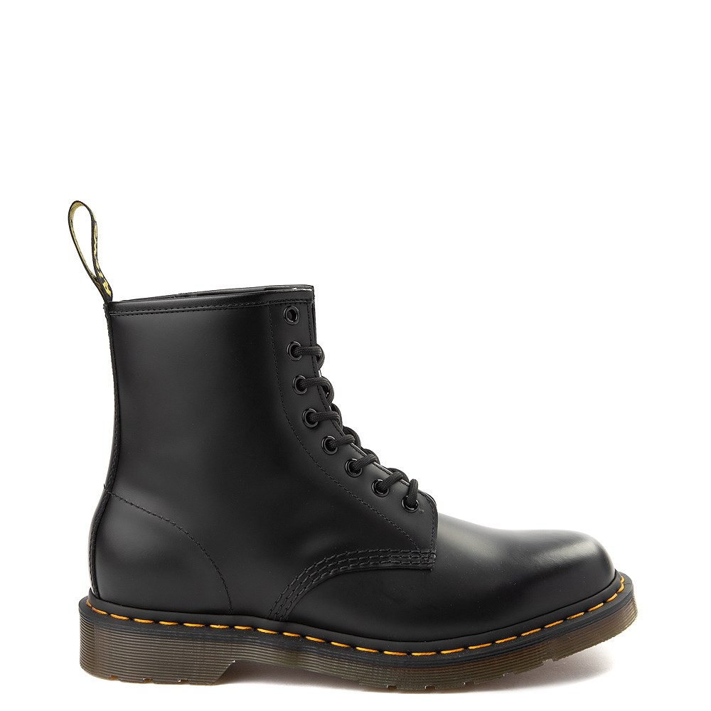 Dr. Martens 1460 8-Eye Smooth Boot - Black