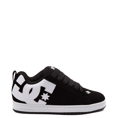 Main view of Mens DC Court Graffik Skate Shoe