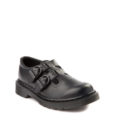 Alternate view of Dr. Martens 8065 Mary Jane Casual Shoe - Little Kid / Big Kid - Black
