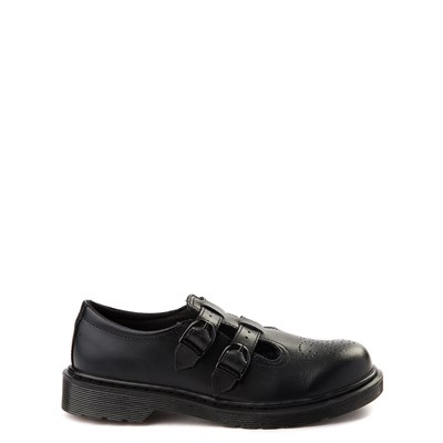 Main view of Dr. Martens 8065 Mary Jane Casual Shoe - Big Kid - Black