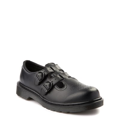 Alternate view of Dr. Martens 8065 Mary Jane Casual Shoe - Big Kid - Black
