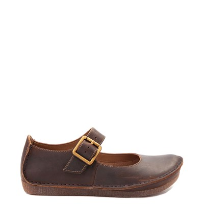Main view of Womens Clarks Janey June Casual Shoe