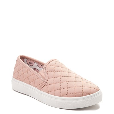 Alternate view of Steve Madden Ecentrcq Slip On Casual Shoe - Little Kid / Big Kid - Pink