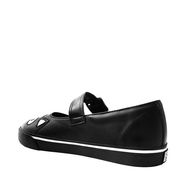 alternate view Womens T.U.K. Kitty Mary Jane Casual Shoe - BlackALT1