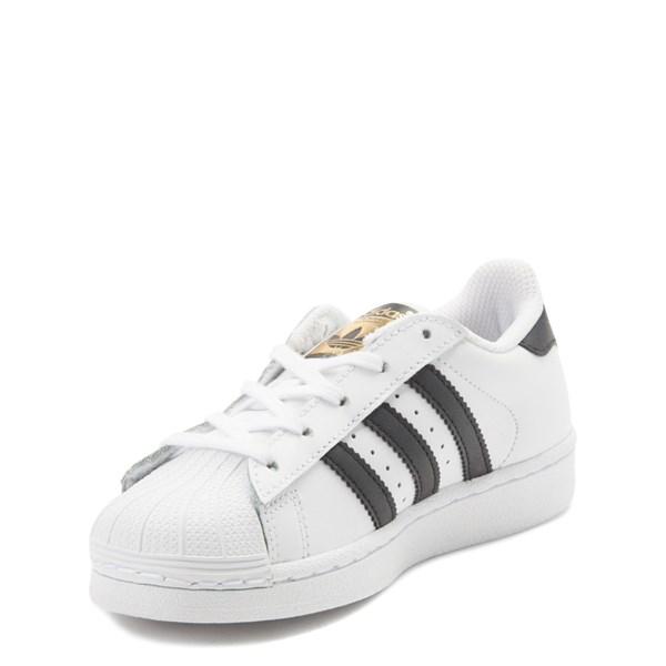 alternate view adidas Superstar Athletic Shoe - Little KidALT3