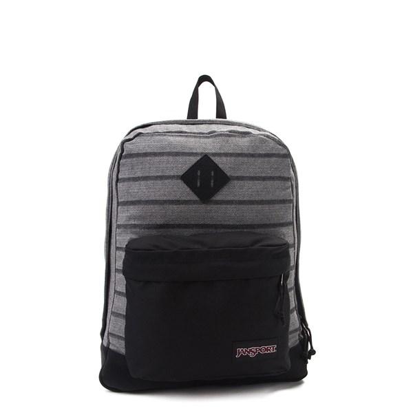 Default view of JanSport Super FX Denim Backpack