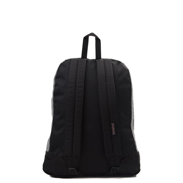 alternate view JanSport Super FX Denim BackpackALT1
