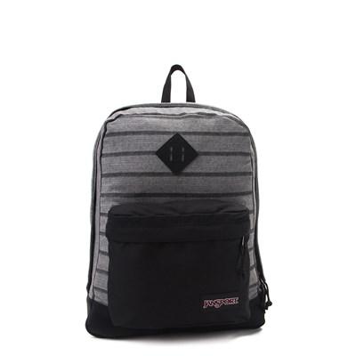 Main view of JanSport Super FX Denim Backpack