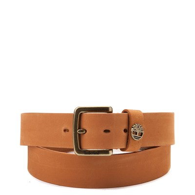 Main view of Timberland Logo Leather Belt