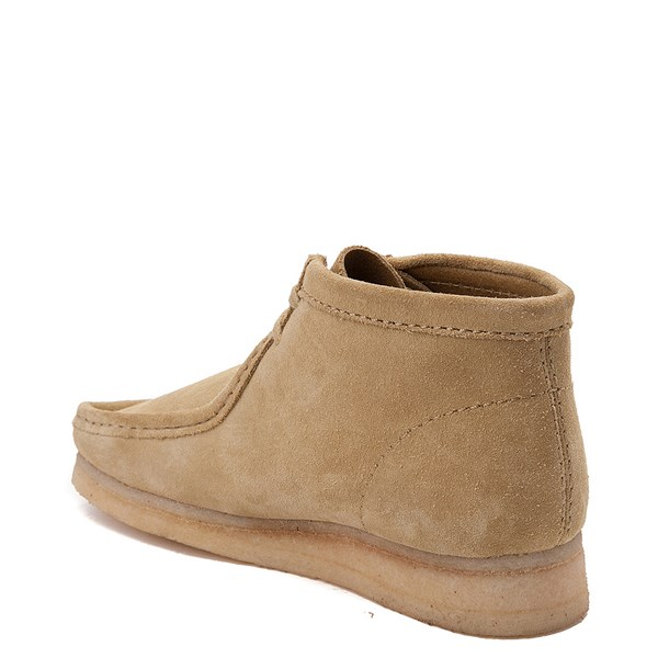alternate view Mens Clarks Originals Wallabee Chukka Boot - SandALT2