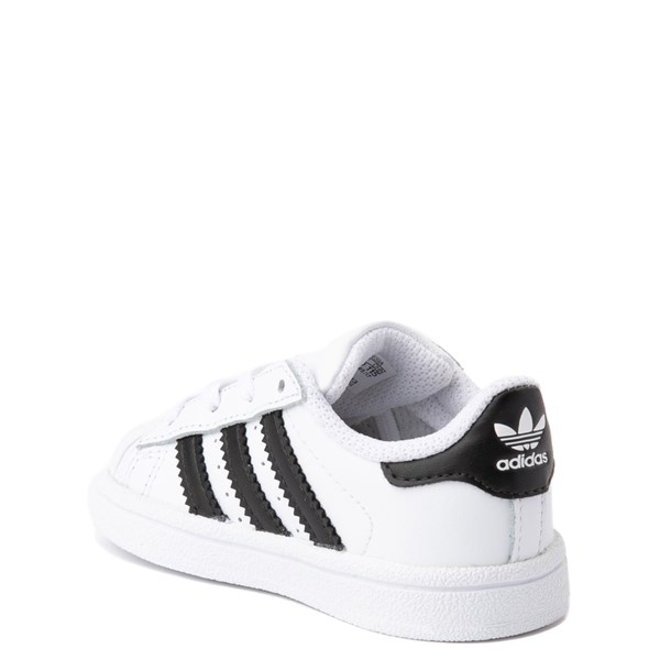 alternate view adidas Superstar Athletic Shoe - Baby / ToddlerALT2