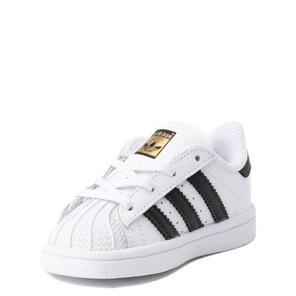 alternate view adidas Superstar Athletic Shoe - Baby / ToddlerALT3