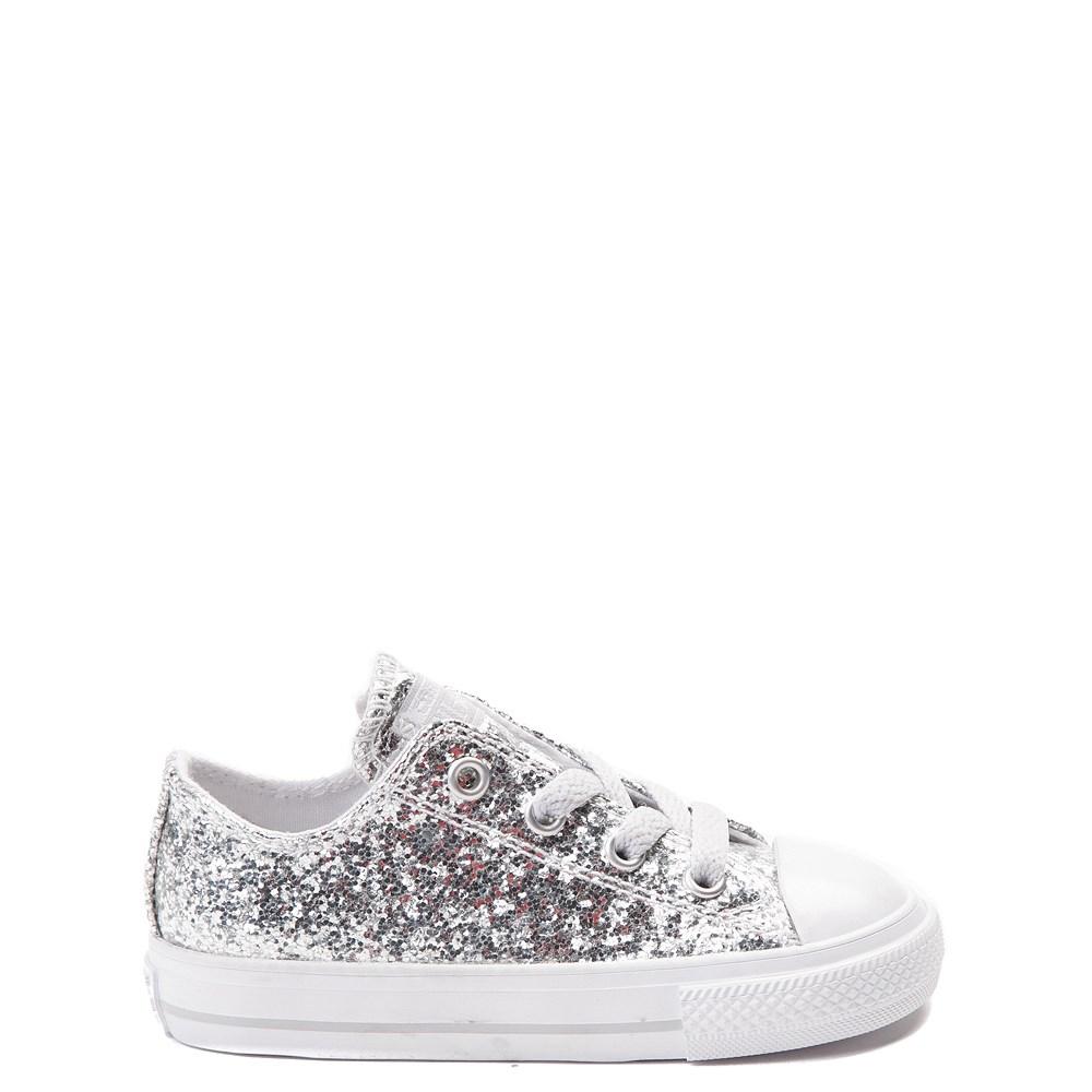 Toddler Converse Chuck Taylor All Star Lo Glitter Sneaker