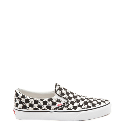Vans Slip On Peanuts Snoopy Chex Skate Shoe