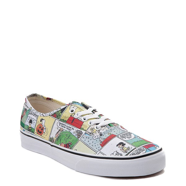 Alternate view of Vans Authentic Peanuts Comic Strip Skate Shoe