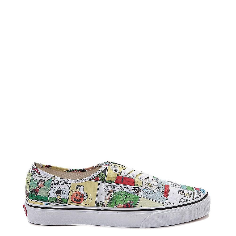 Vans Authentic Peanuts Comic Strip Skate Shoe