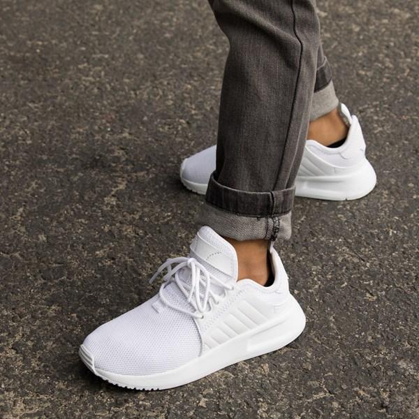 alternate view adidas X_PLR Athletic Shoe - Little KidALT7