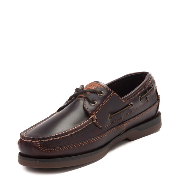alternate view Mens Sperry Top-Sider Mako Boat Shoe - BrownALT3