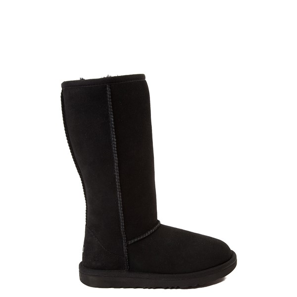 UGG® Classic Tall II Boot - Little Kid / Big Kid - Black