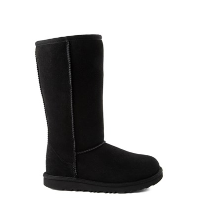 Main view of UGG® Classic Tall II Boot - Little Kid / Big Kid - Black