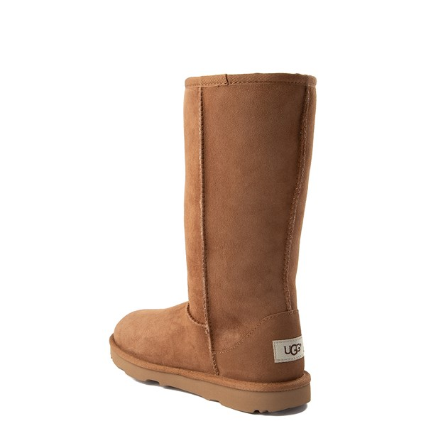 alternate view UGG® Classic Tall II Boot - Little Kid / Big Kid - ChestnutALT2