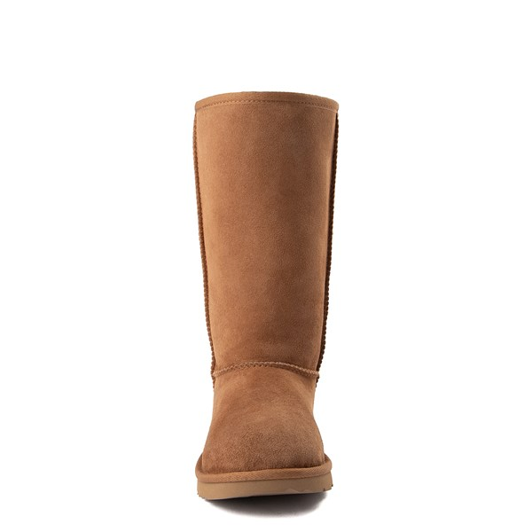 alternate view UGG® Classic Tall II Boot - Little Kid / Big Kid - ChestnutALT4