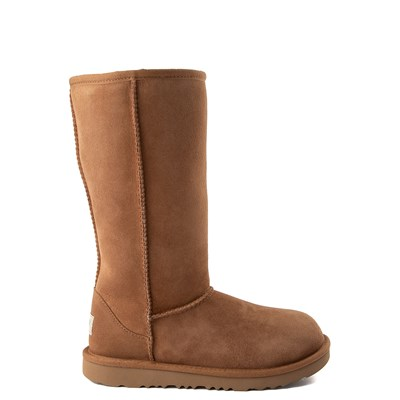 Main view of UGG® Classic Tall II Boot - Little Kid / Big Kid - Chestnut