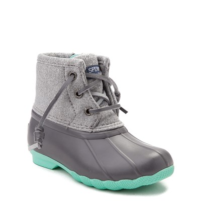 Alternate view of Toddler Sperry Top-Sider Saltwater Boot