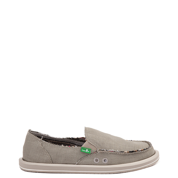 Default view of Womens Sanuk Donna Hemp Slip On Casual Shoe