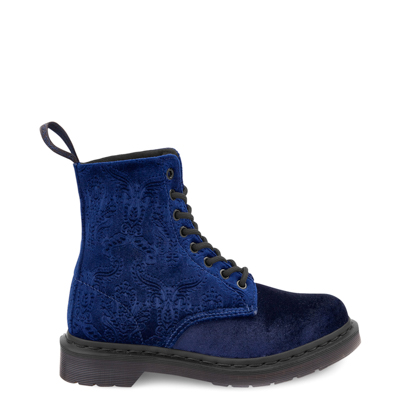 Womens Dr. Martens Brocade 8-Eye Boot