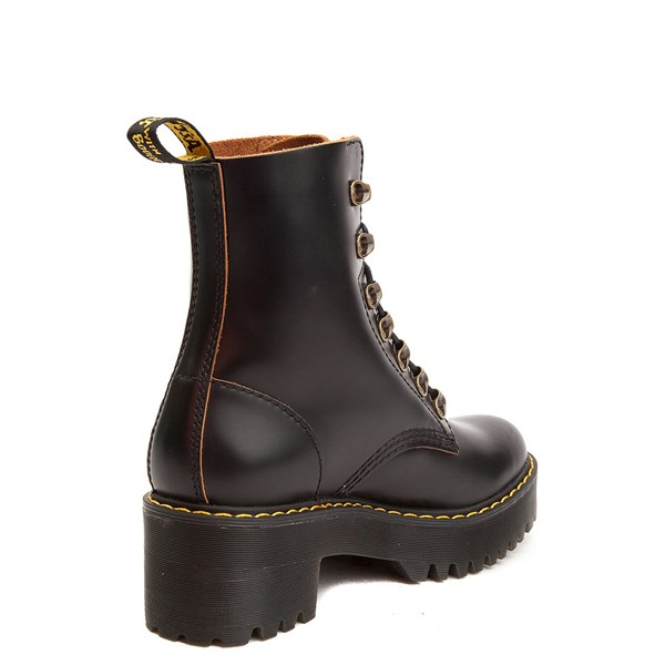 alternate view Womens Dr. Martens Leona Platform BootALT2