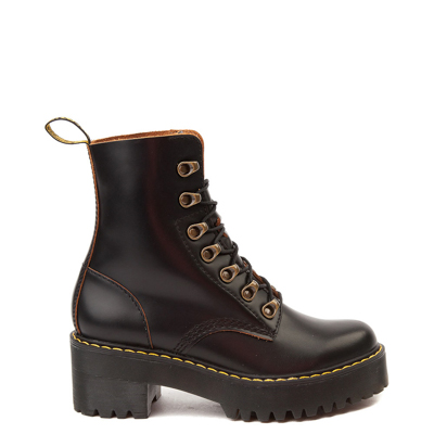 Main view of Womens Dr. Martens Leona Platform Boot