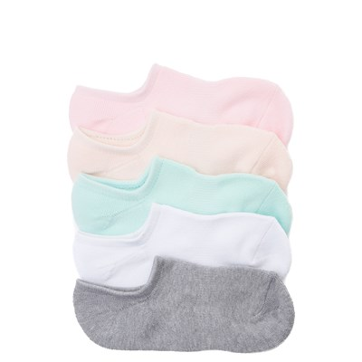 Alternate view of Womens Pastel Liners 5 Pack