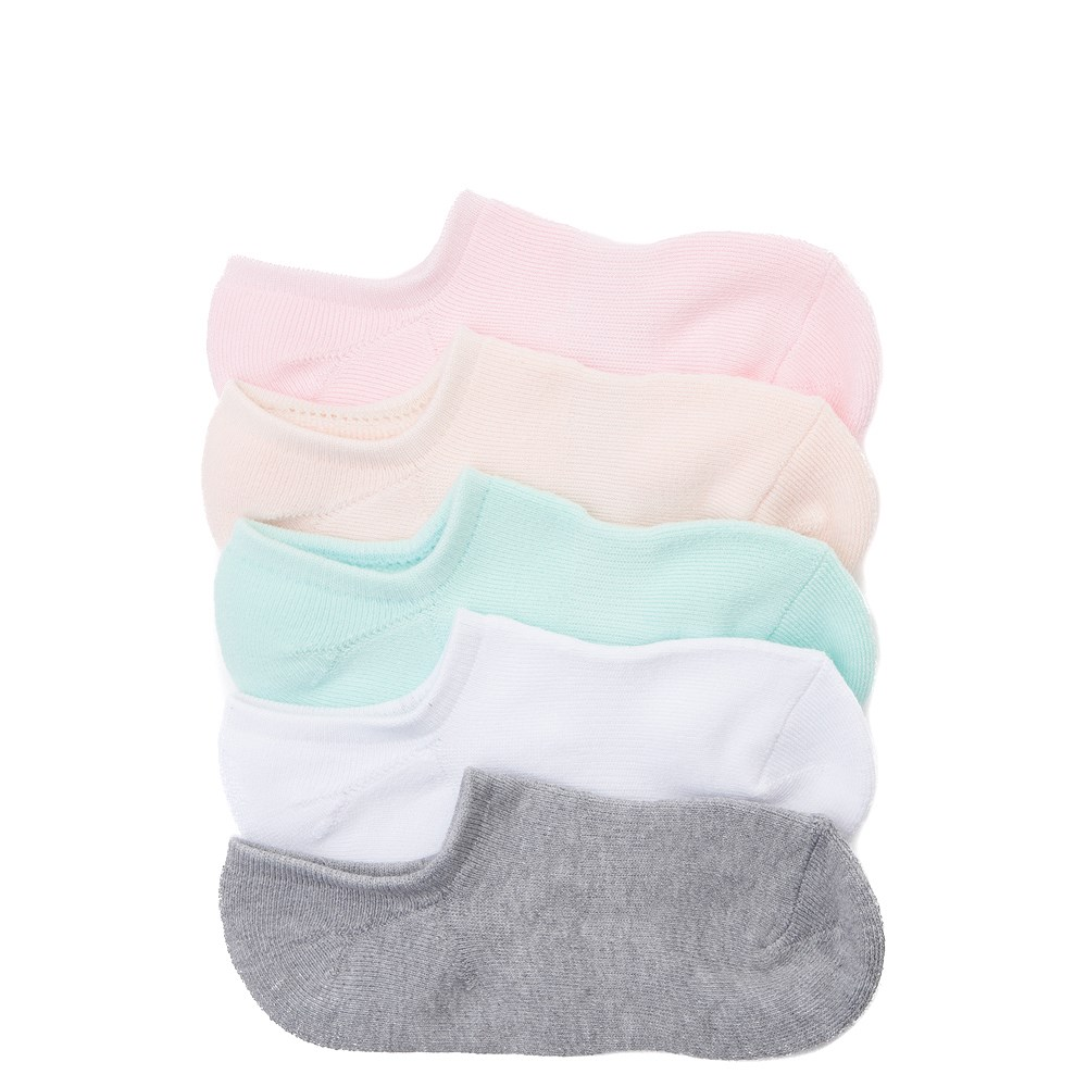 Womens Pastel Liners 5 Pack