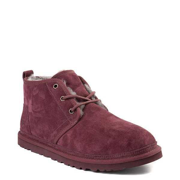 alternate view Mens UGG® Neumel Casual Shoe - CordovanALT1
