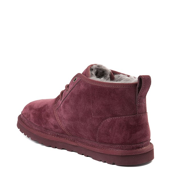 alternate view Mens UGG® Neumel Casual Shoe - CordovanALT2