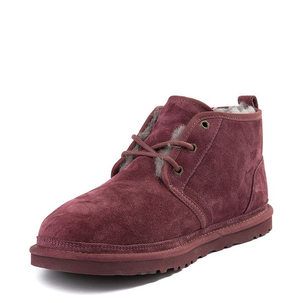 alternate view Mens UGG® Neumel Casual Shoe - CordovanALT3