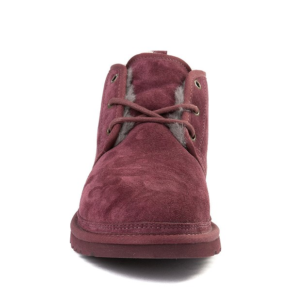 alternate view Mens UGG® Neumel Casual Shoe - CordovanALT4