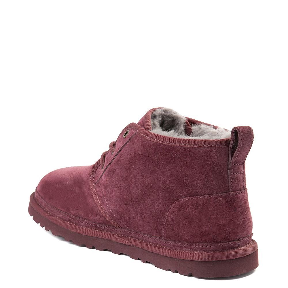Mens UGG® Neumel Casual Shoe - Cordovan