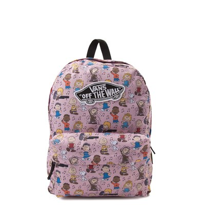 Main view of Vans Peanuts Dance Party Backpack