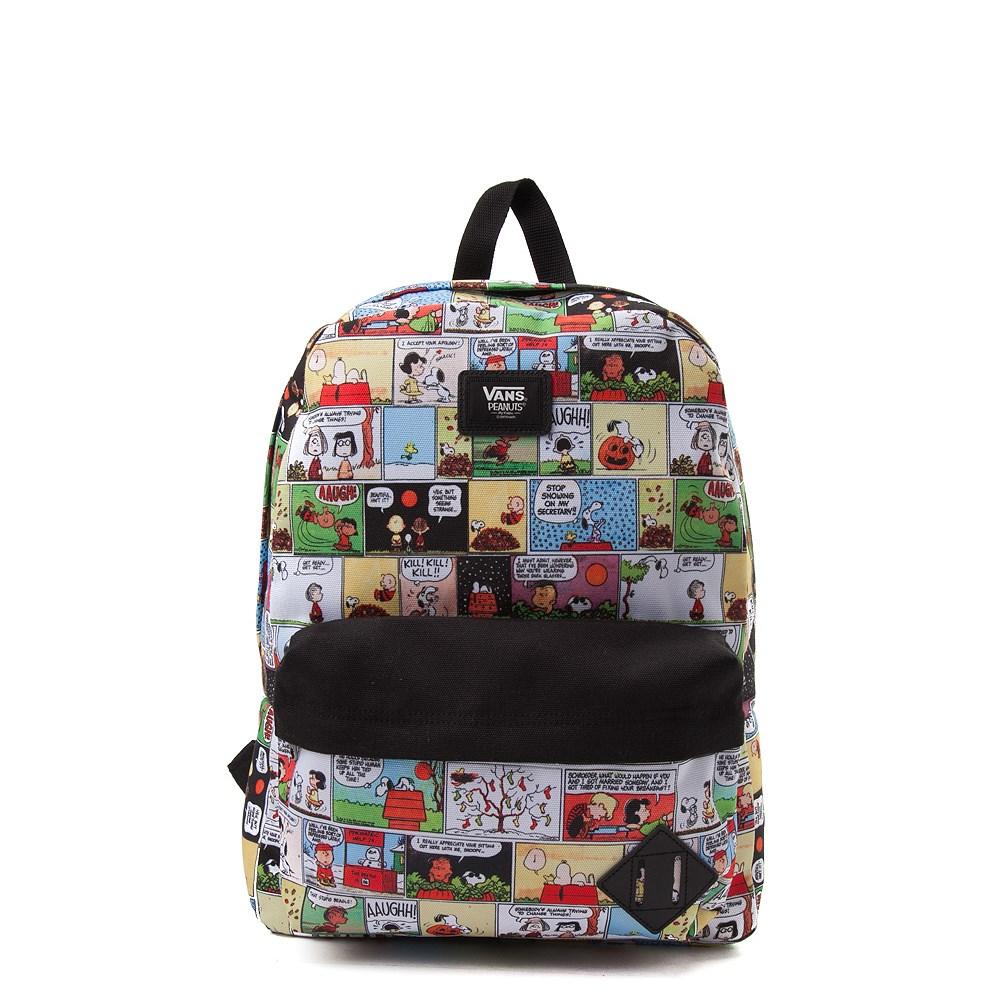 Vans Peanuts Comic Strip Backpack