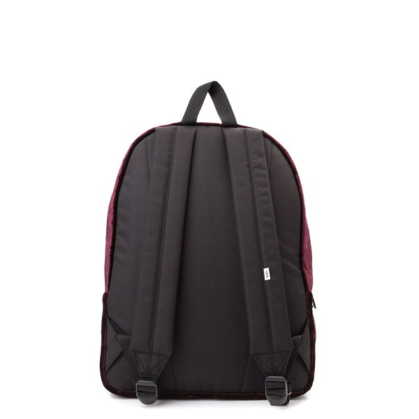alternate view Vans Deanna Crushed Velvet BackpackALT1